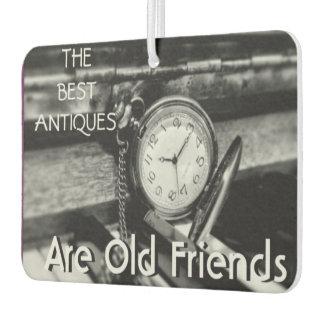 El mejor ~ de las antigüedades es viejos amigos