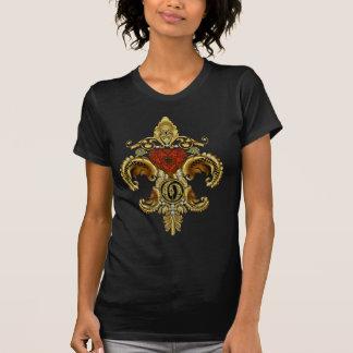 El mejor del monograma O vio grande ve por favor Camiseta