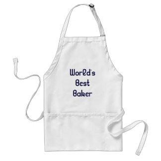 El mejor delantal del panadero del mundo