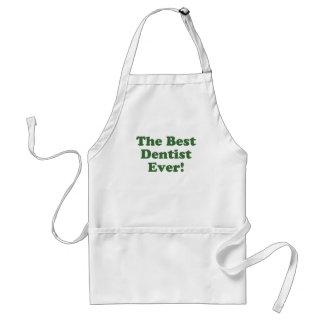 El mejor dentista nunca delantal