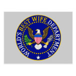 El mejor departamento de la esposa del mundo postal