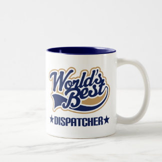 El mejor despachador de los mundos taza de café