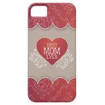El mejor día de madre de la mamá nunca iPhone 5 fundas