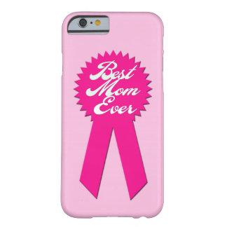 El mejor día de madre de la mamá nunca - funda de iPhone 6 barely there