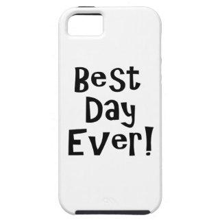 ¡El mejor día nunca! Funda Para iPhone SE/5/5s