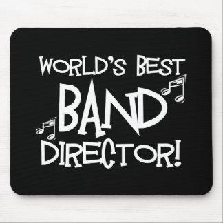 El mejor director de la banda del mundo alfombrilla de ratón