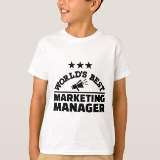 El mejor director de marketing del mundo playera