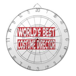 El mejor director del traje del mundo tablero dardos