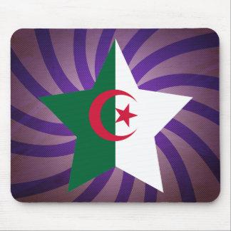 El mejor diseño de la bandera de Argelia Mouse Pads