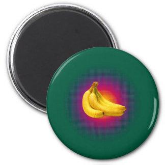 El mejor diseño del plátano nunca imanes
