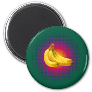 El mejor diseño del plátano nunca iman de frigorífico