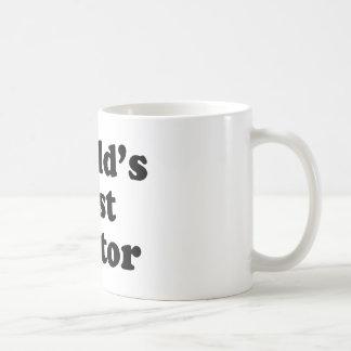 El mejor doctor del mundo taza de café