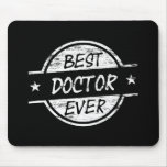 El mejor doctor Ever White Mouse Pads
