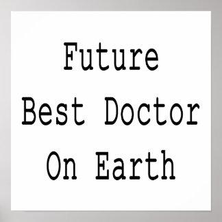 El mejor doctor futuro On Earth Impresiones