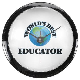 El mejor educador del mundo relojes acuario