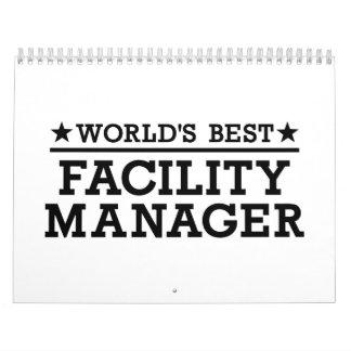 El mejor encargado de la instalación del mundo calendario de pared