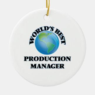 El mejor encargado de la producción del mundo ornamentos para reyes magos