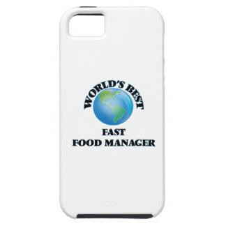 El mejor encargado de los alimentos de preparación iPhone 5 coberturas