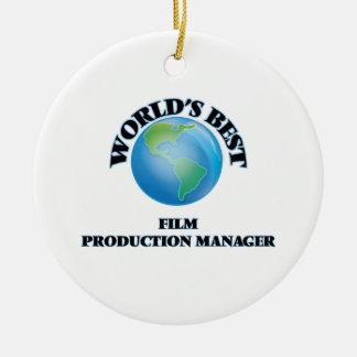 El mejor encargado de producción de la película ornato