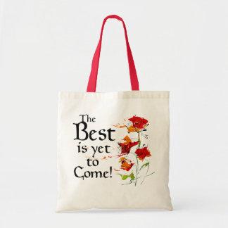 El mejor es todavía venir bolsa tela barata