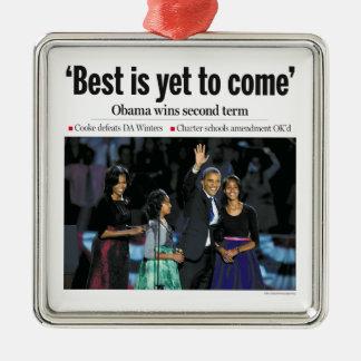 El mejor es todavía venir: Ornamento del término d Adorno Para Reyes