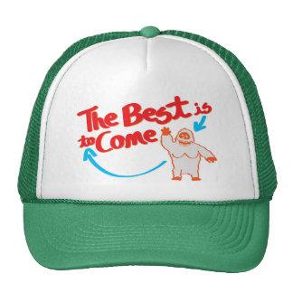 """El mejor es """"Yeti"""" a venir Gorros"""