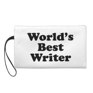 El mejor escritor del mundo
