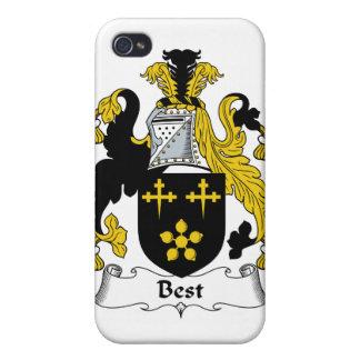 El mejor escudo de la familia iPhone 4/4S carcasas