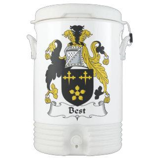 El mejor escudo de la familia vaso enfriador igloo