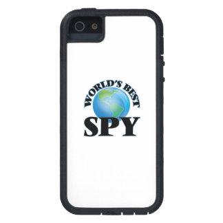 El mejor espía del mundo funda para iPhone 5 tough xtreme