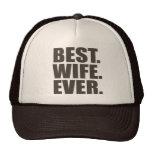 El mejor. Esposa. Nunca Gorro