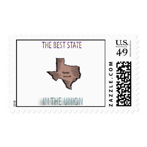 El mejor estado de los sellos de la unión