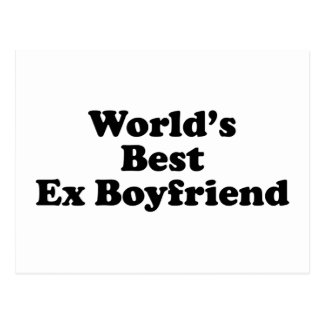 El mejor ex novio del mundo postales
