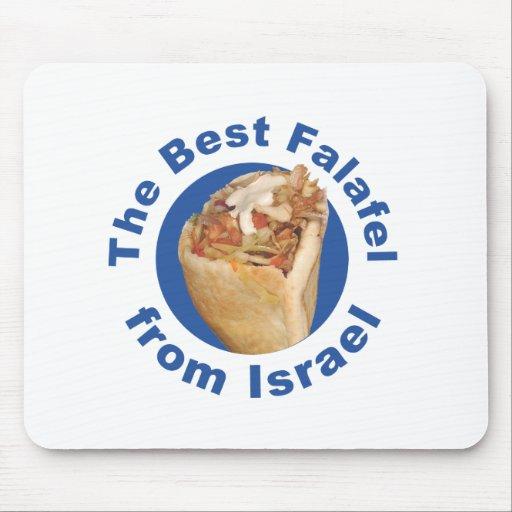 El mejor falafel de Israel Mouse Pad
