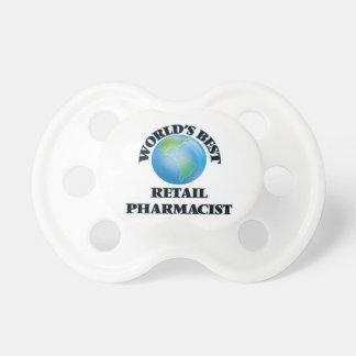 El mejor farmacéutico al por menor del mundo chupete de bebe