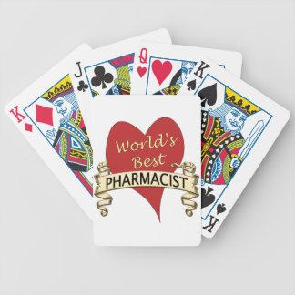 El mejor farmacéutico del mundo baraja