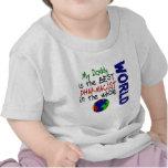 El mejor farmacéutico en el mundo 2 (papá) camiseta