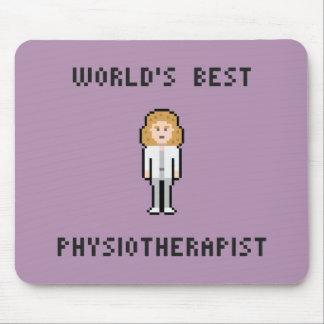 El mejor fisioterapeuta Mousepad del mundo