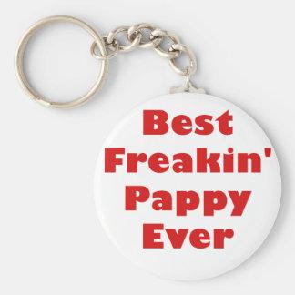 El mejor Freakin Pappy nunca Llaveros