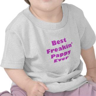 El mejor Freakin Pappy nunca Camisetas