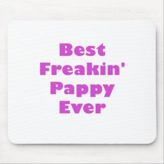 El mejor Freakin Pappy nunca Alfombrilla De Ratón