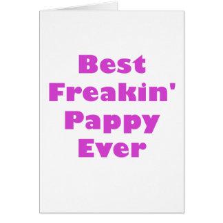 El mejor Freakin Pappy nunca Tarjetas