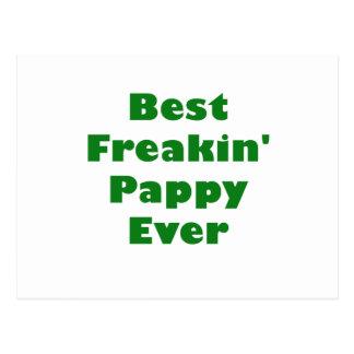 El mejor Freakin Pappy nunca Tarjetas Postales