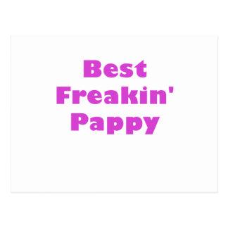 El mejor Freakin Pappy Postales