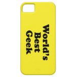 El mejor friki del mundo iPhone 5 Case-Mate carcasas