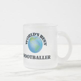 El mejor futbolista del mundo tazas de café