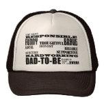 El mejor futuro más grande engendra a papás para s gorras de camionero
