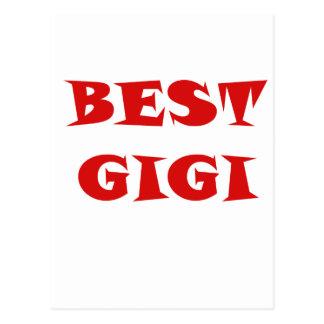 El mejor Gigi Postal