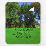 El mejor golf Mousepad del día Tapetes De Raton
