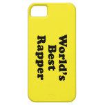 El mejor golpeador del mundo iPhone 5 cárcasa